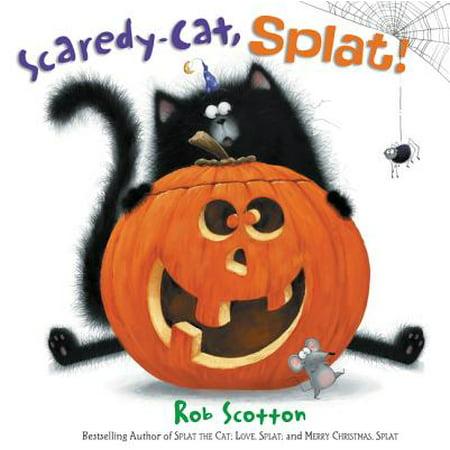 Scaredy-Cat, Splat! - Origami Halloween Cat
