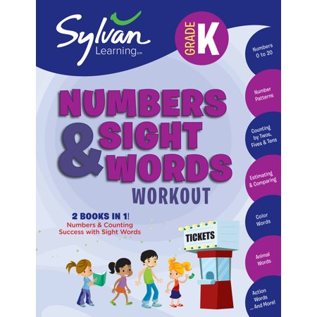 Kindergarten Numbers & Sight Words Workout