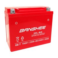 4 YEAR WARRANTY 310CCA 12V 18AH YTX20LBS YTX20L-BS Battery for X2-20L X2Power