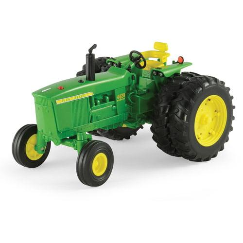 TOMY John Deere Big Farm 1:16 John Deere 4020 Wide Front Tractor by TOMY