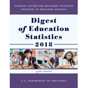 Digest of Education Statistics 2018 (Paperback)
