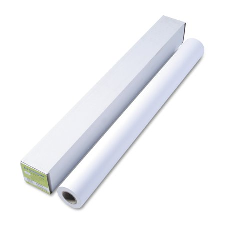"HP Designjet Universal Heavyweight Paper, 6.1 mil, 36"" x 100 ft, White -HEWQ1413B"