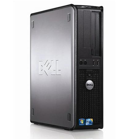 - Dell Optiplex Desktop PC Tower System Windows 10 Intel Core 2 Duo Processor 4GB Ram 160GB Hard Drive with a 19