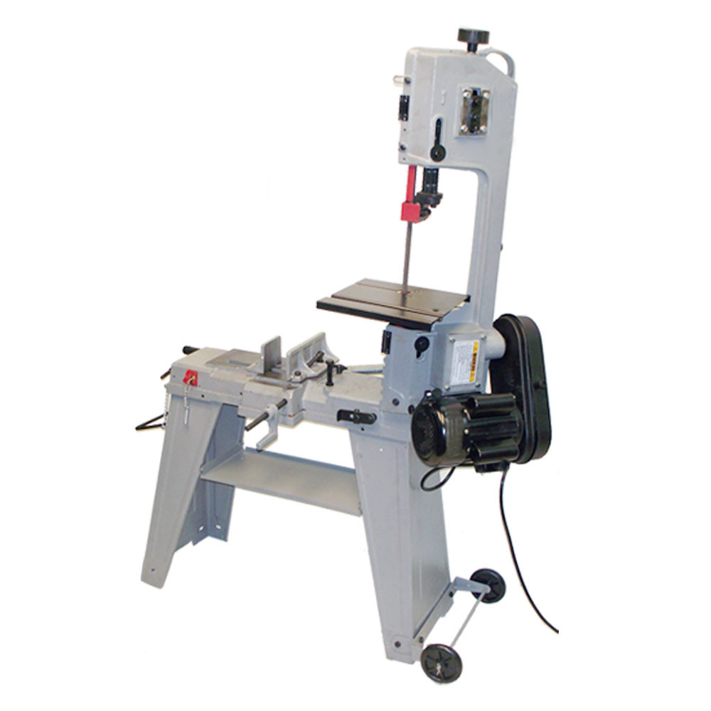 4x6 Horizontal Vertical Metal Cutting Bandsaw Band Saw by