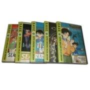 Case Closed Detective Conan: Complete Series Season 1-5 DVD