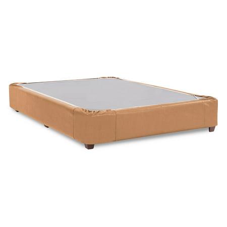 Covered Satin Platform (Elizabeth Austin Platform Bed Kit and Cover )