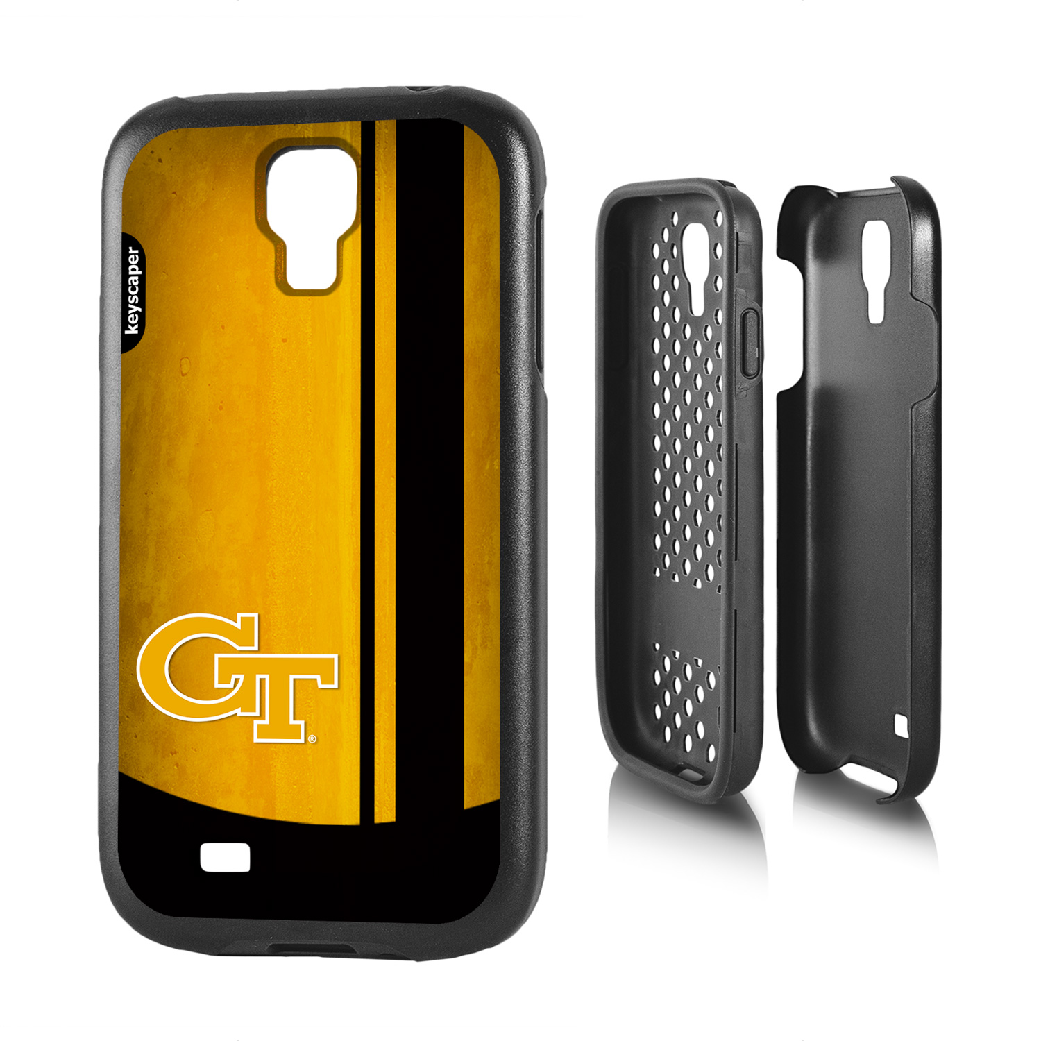 Georgia Tech Galaxy S4 Rugged Case NCAA