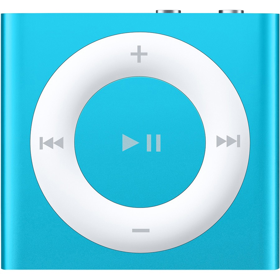 Apple Ipod Shuffle 2gb Blue-spa
