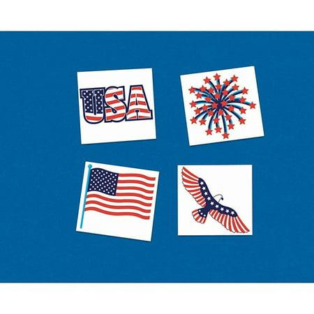 patriotic tattoos 24ct](Patriotic Tattoo)