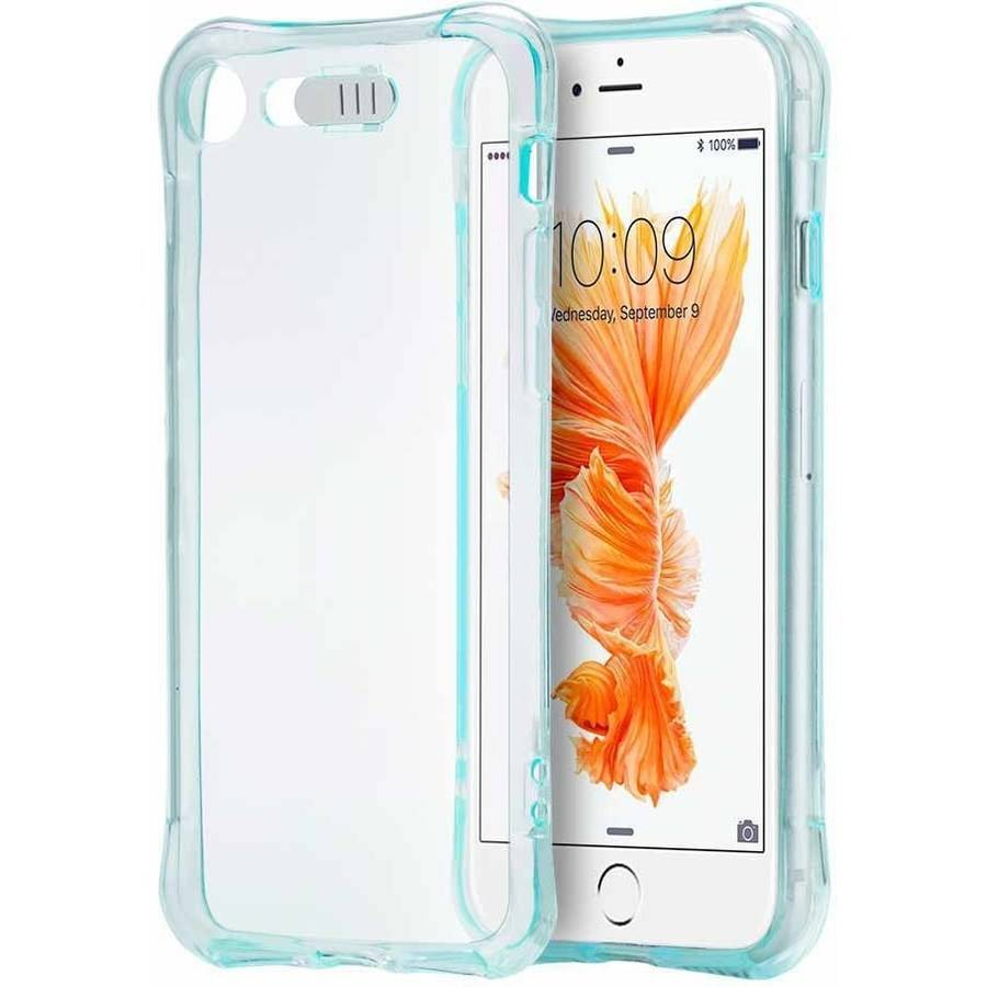 MUNDAZE Shockproof Jelly Skin Case for Apple iPhone 7 8 Plus