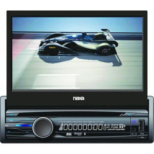NAXA NCD_705 7_Inch Touch Screen LCD Display Motorized Sl...