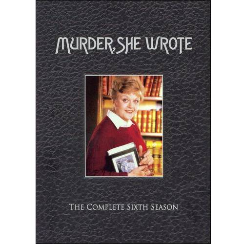 Murder She Wrote: The Complete Sixth Season