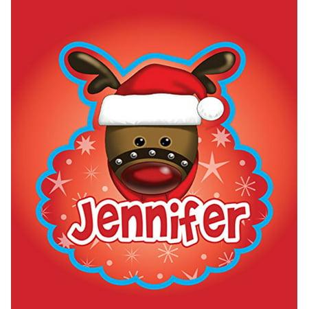 John Hinde Jennifer My Name Flashing - Jennifer Name Origin
