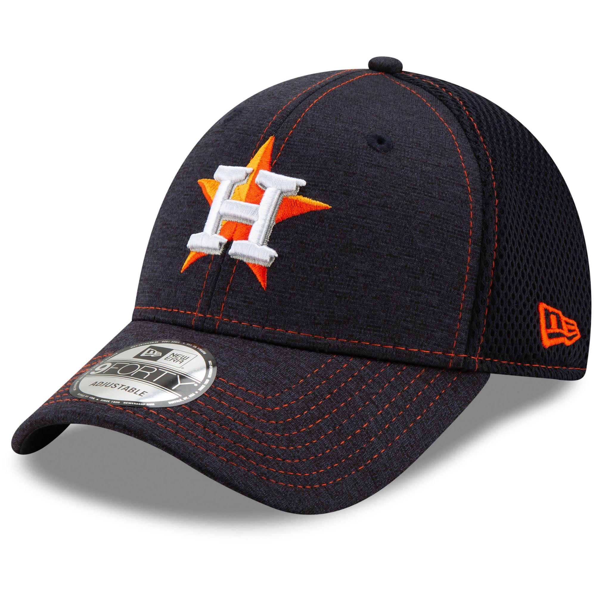 Houston Astros New Era Youth Team Tread 9FORTY Adjustable Hat - Navy - OSFA