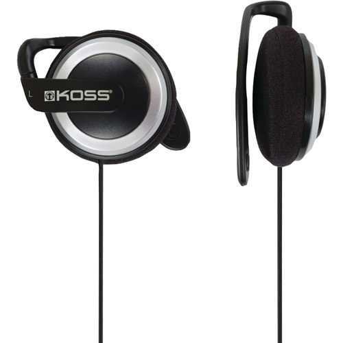 Koss KSC21 Ear Clip Sport Headphones