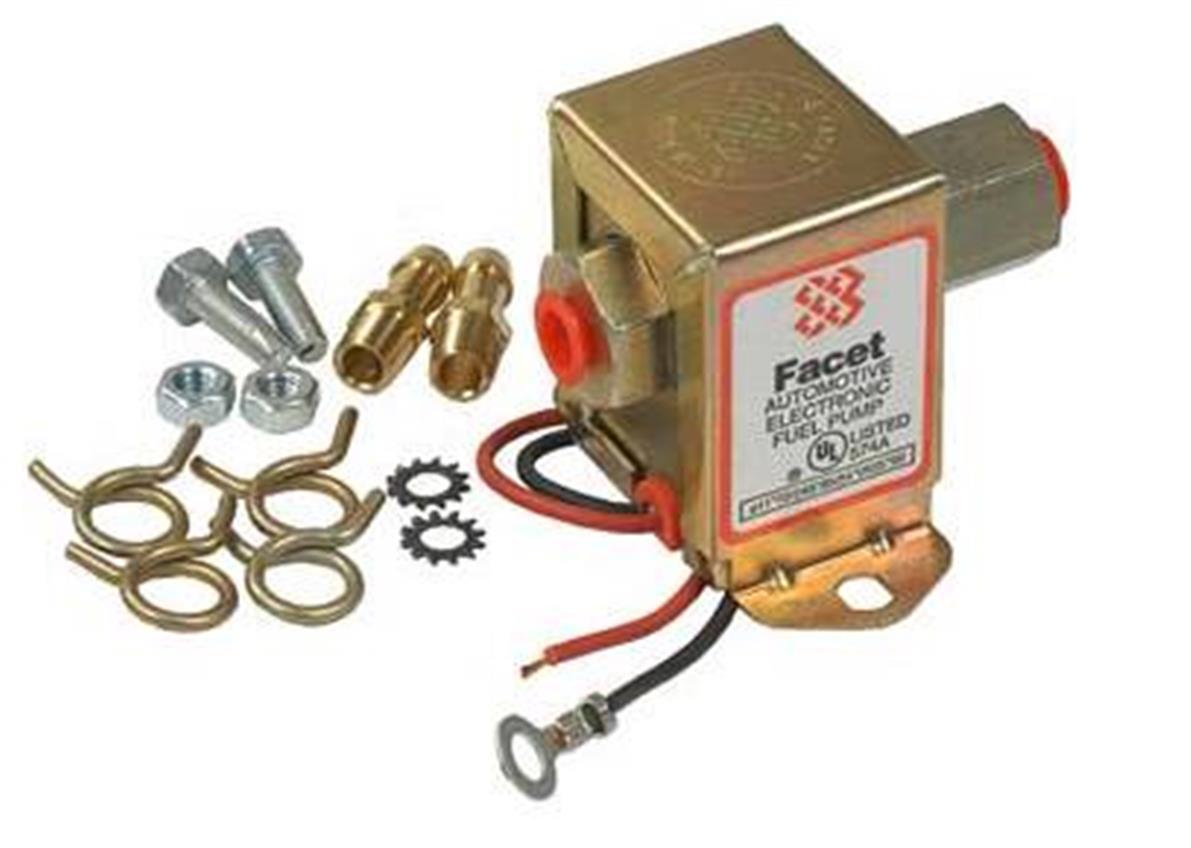 Facet Solid State Pump Kit 40106K