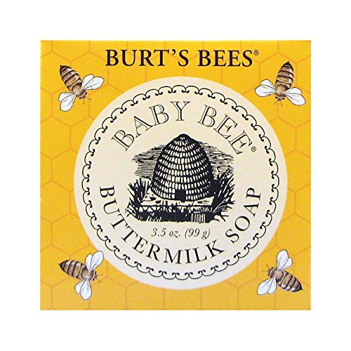 Burt's Bees Buttermilk Soap (Pack of 8)