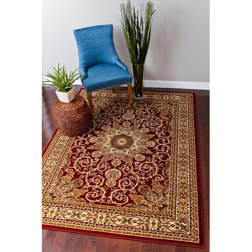 Persian-rugs Red Area Rug