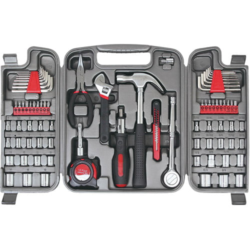Apollo Tools DT9411 79-Piece Multipurpose Hand Tool Set by Generic