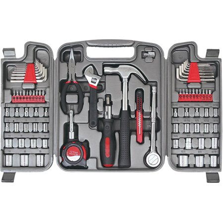 Apollo Tools DT9411 79-Piece Multi-Purpose Hand Tool Set