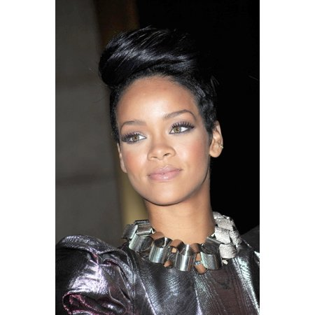 Rihanna At Arrivals For The 3Rd Annual Dkms Gala Stretched Canvas -  (8 x - Halloween Arts And Crafts For 3rd Graders