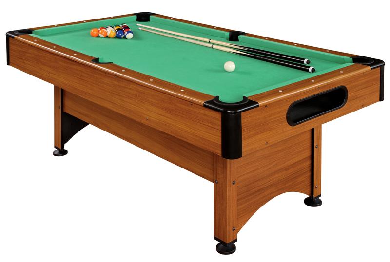 Mizerak Savoy SpaceSaver Billiard Table Walmartcom - Pool table with pegs