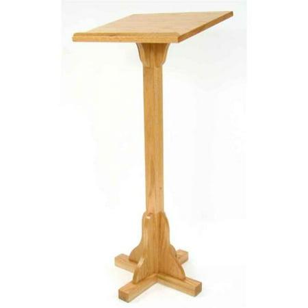 Tasteful Executive Wood Floor Lectern Wood Podium  Recommended Item