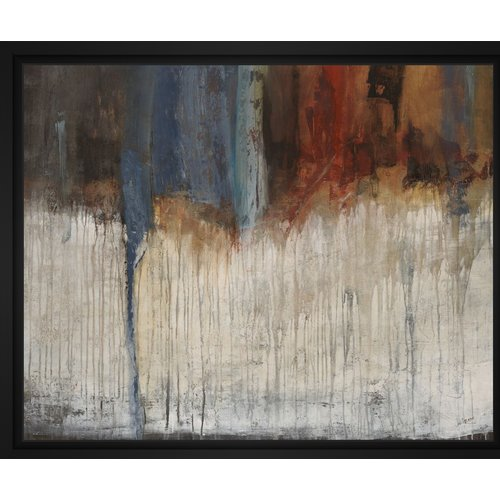 PTM Images 'Lambent' Framed Graphic Art on Canvas
