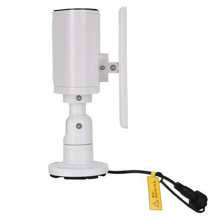 FAGINEY Waterproof Camera,Wireless Surveillance,960P WiFi Solar Energy Security Camera Wireless Waterproof Energy-saving Surveillance Camera - image 4 of 8