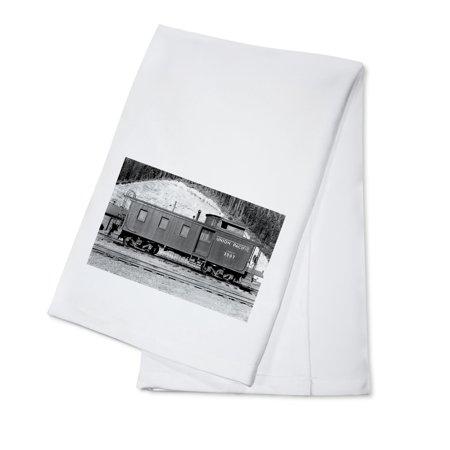 Washington - Union Pacific Caboose - OWR&N Railroad (100% Cotton Kitchen (Union Pacific Caboose)