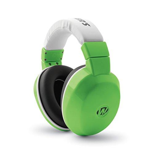 Walker's Game Ear GWP-YM-G Youth Passive Muff (Green)