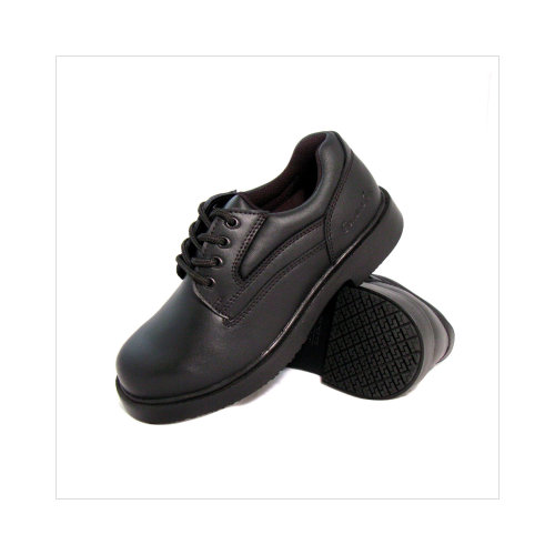 genuine grip s slip resistant blucher work shoes in