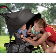 Summer Infant - RayShade UV Protective Stroller Cover, Black