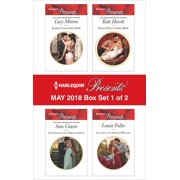 Harlequin Presents May 2018 - Box Set 1 of 2 - eBook
