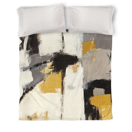 IDG Yellow Catalina 1 Duvet Cover