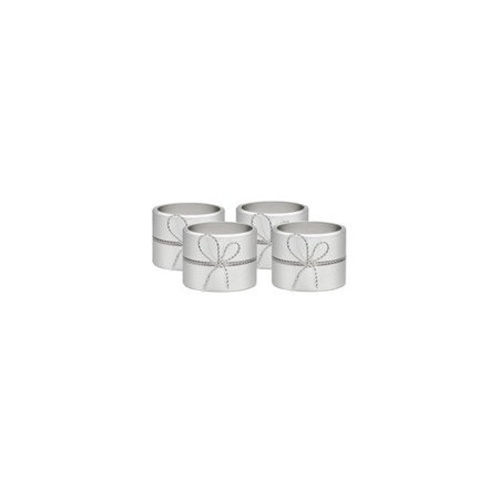 Vera Wang Love Knots Napkin Rings (Set of 4)
