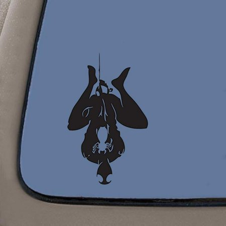 Spiderman Hanging Upside Down 6