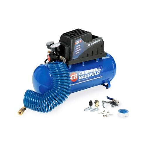 Campbell Hausfeld FP209499DI Hot Dog Air Compressor, 10-P...