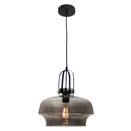 Eqlight Ny Industrial 1 Light Mini Pendant