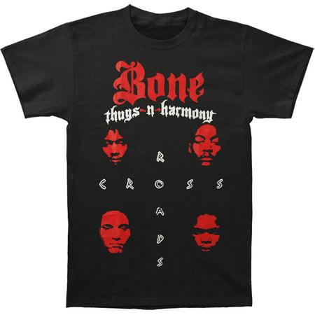 Bone Thugs - N - Harmony Men's  Crossroads #1 T-shirt