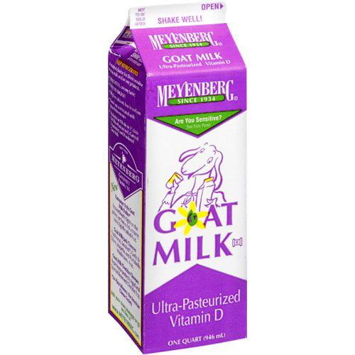 Meyenberg Goat Milk, 1 qt