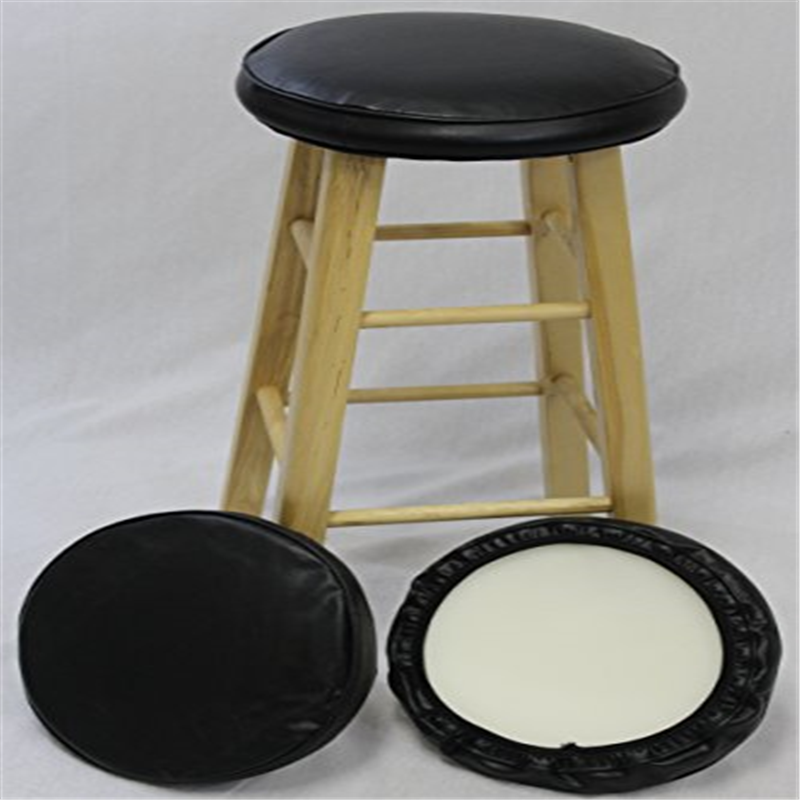 Ehemco Bar Stool Cover With Foam Set Of 3 Walmart Com