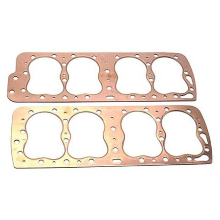 Best Gasket 536C-P 1949-53 Flathead Big Bore Head Gaskets,