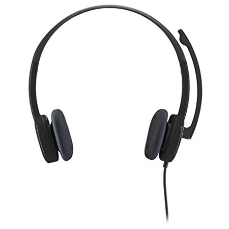 Logitech 3.5 mm AnalogStereo Headset H151 with Boom Microphone
