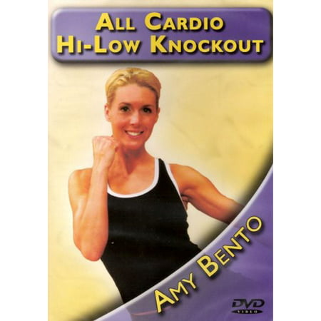 All Cardio Hi-Low Knockout Workout With Amy Bento (DVD)