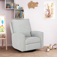 Baby Relax Franklin Swivel Gliding Recliner, Multiple Colors