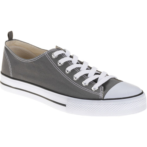Faded Glory Mens' Stinson Canvas Lace Up Shoe
