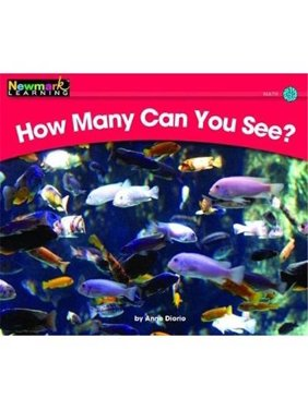 Newmark Learning NL0019 Math - Volume 1 - How Many Can You See