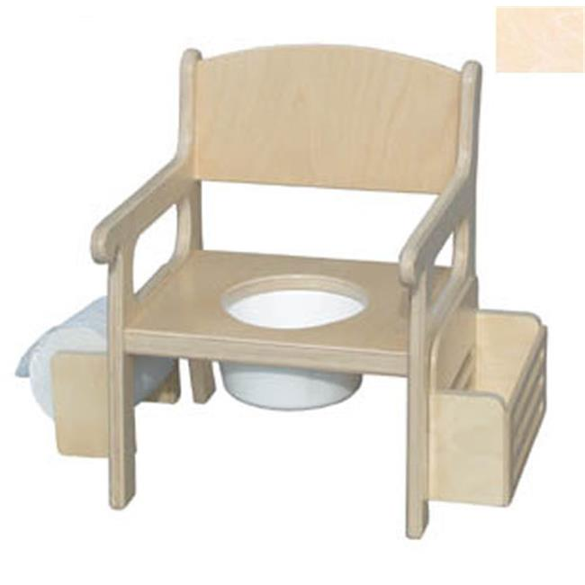 Little Colorado 028UNF Handcrafted Potty Chair with Accessories by Little Colorado
