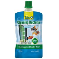 Tetra Cleaning Bacteria for Clean Aquariums & Healthy Water, 4 OZ.